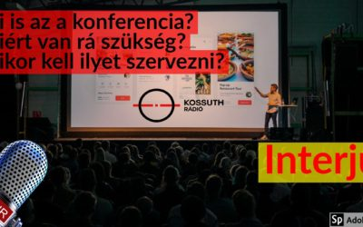 Mi is az a konferencia és miért fontos?