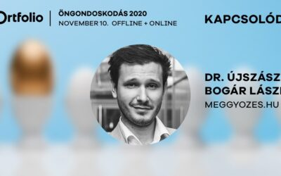 A Portfolio.hu kérdezte Dr. Újszászi Bogár Lászlót, arról hogyan lehet meggyőzni a fiatal generációt az öngondoskodásról